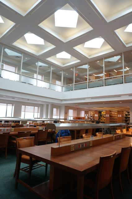 Biddle Law Library, Penn Law