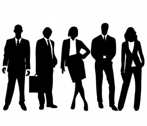 business-people-B&W