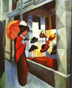 August_Macke_Hutladen