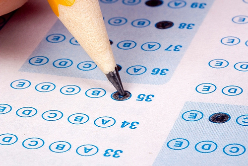 How to Take a Scantron Test forecasting