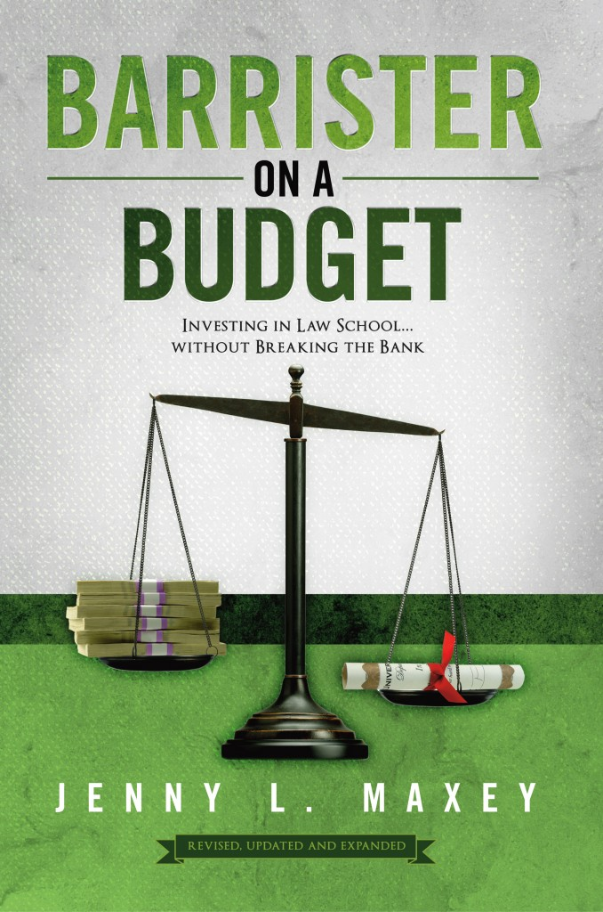 Barrister on a Budget cover