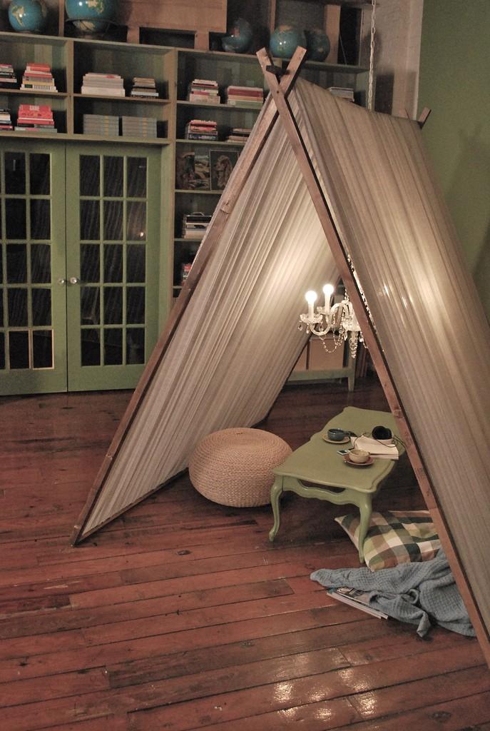 study-tent