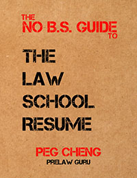 law school resume ebook - Law School Resume Template